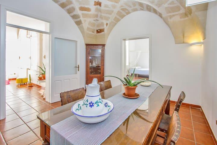 Casa storica nel cuore di Lecce