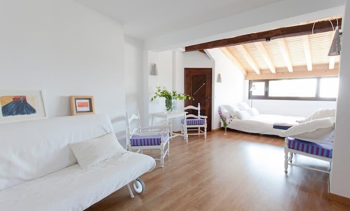 Romántico Loft Albaycín (Wifi)