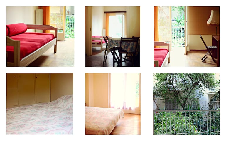 Quiet Apartment in the Heart of Athens - Athina - Apartemen