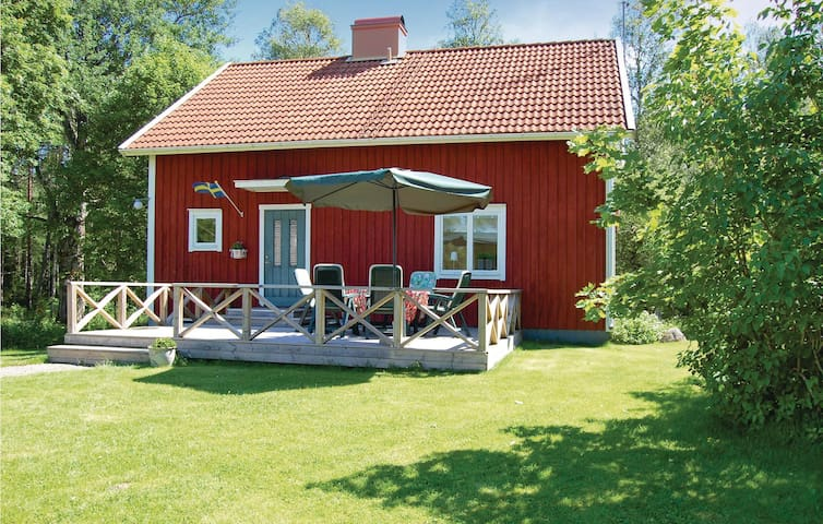 Former farm house with 2 bedrooms on 120m² in Vrigstad