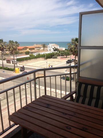 Appartment in Mediterraneo beach  - Playa de Daimus - Apartment