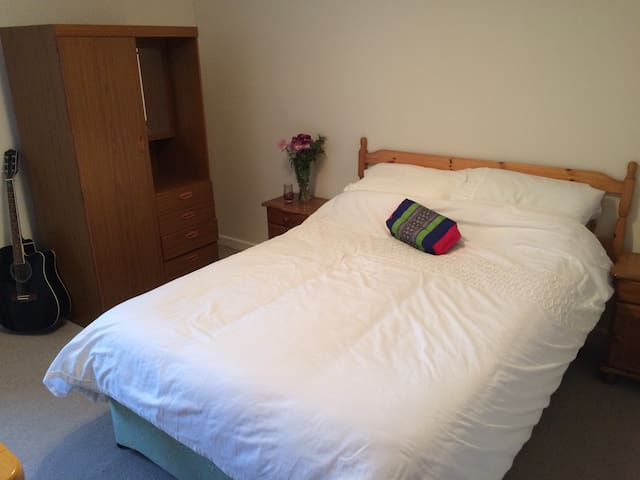 Quiet Private Double Room in Shared Flat - Thurso