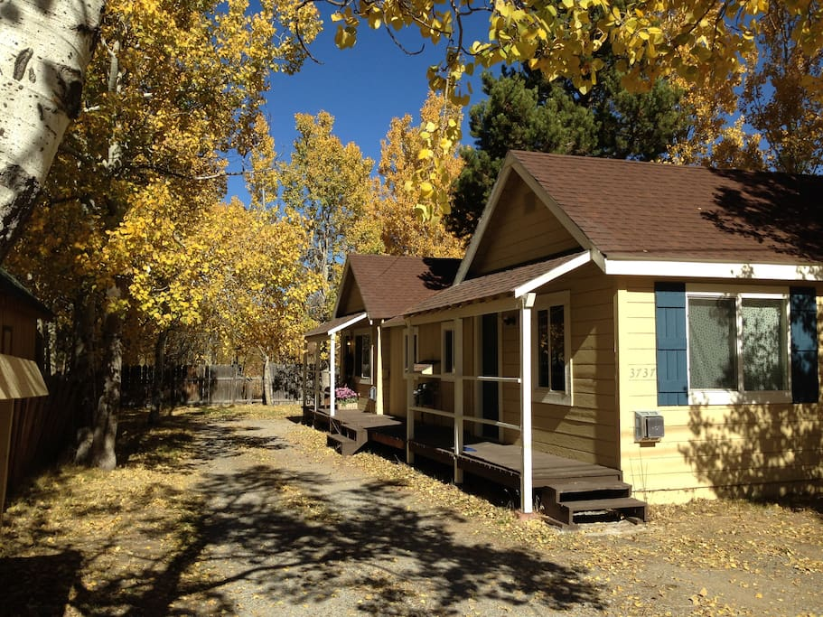 Bungalow A Near Heavenly Casinos Cabins For Rent In