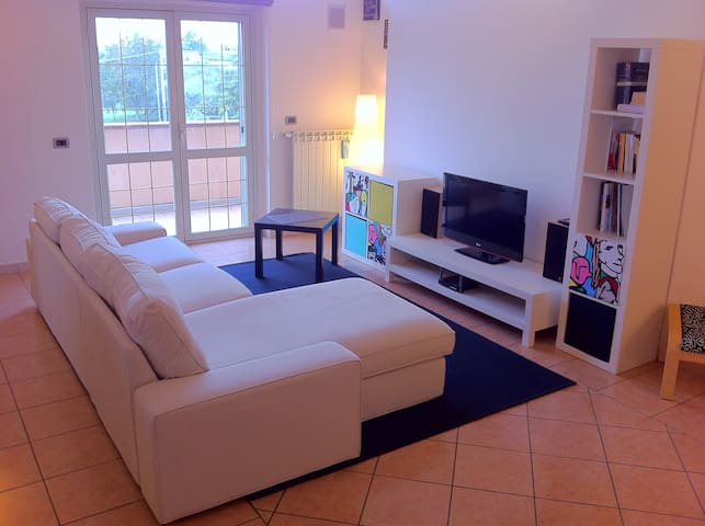130 SM BRIGHTFUL AND FRIENDLY SPLENDID PENTHOUSE - Treglio - Departamento