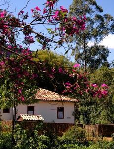 Casa do Riacho em Tiradentes Minas - Tiradentes - Casa