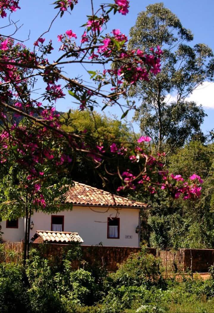 Casa do Riacho - Tiradentes Minas Gerais