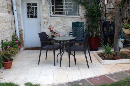 Kosher Studio,  Har Nof Jerusalem - Jerusalem - Apartmen