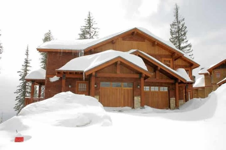 Luxury Chalet, Ski in/Out, Village! Amazing Views! - Kelowna - Talo