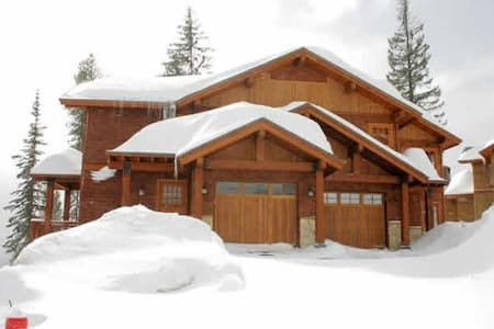 Luxury Chalet, Ski in/Out, Village! Amazing Views! - Kelowna - Huis