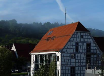 Schwarzwald - Sonnenschein-Zimmer  - Haiterbach - Bed & Breakfast - 2