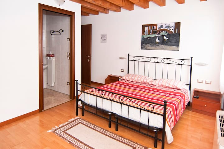 Bed&Breakfast Casa Taty-Bedroom 2 - Dolo - Bed & Breakfast