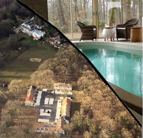 """Appart 1 ch résidence et spa """"la cour du château"""""""