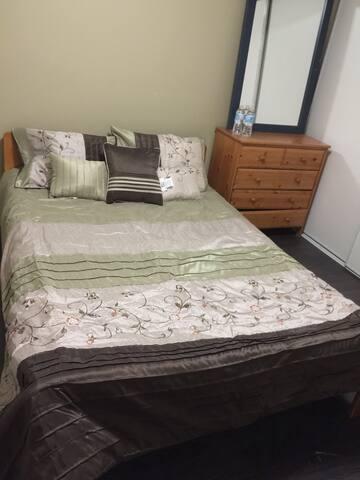 Newly furnished basement  close UTM - Mississauga