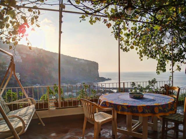 Villa Iole - Sea holidays - Vico Equense - Villa