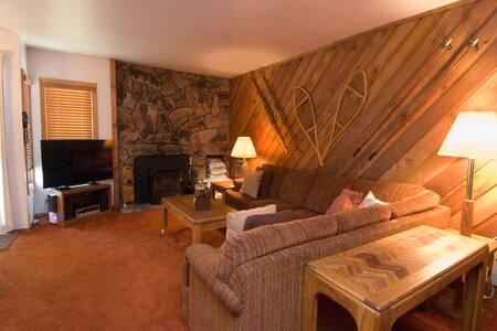 Snowcreek Resort - Standard 1BR Townhome #35 - Otros