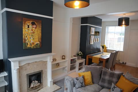 A cosy home from home in York
