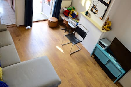Open Attic Room Utrecht Free Bike / Wifi / Parking - Utrecht