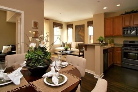Couch in San Diego Townhome - San Diego - Townhouse