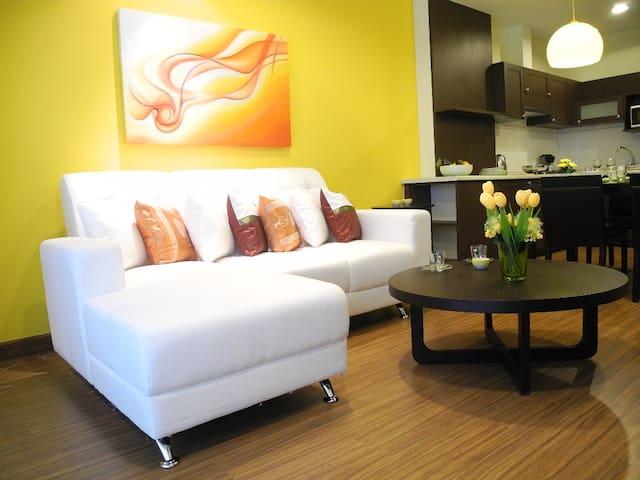Nouvel appartement à Patong