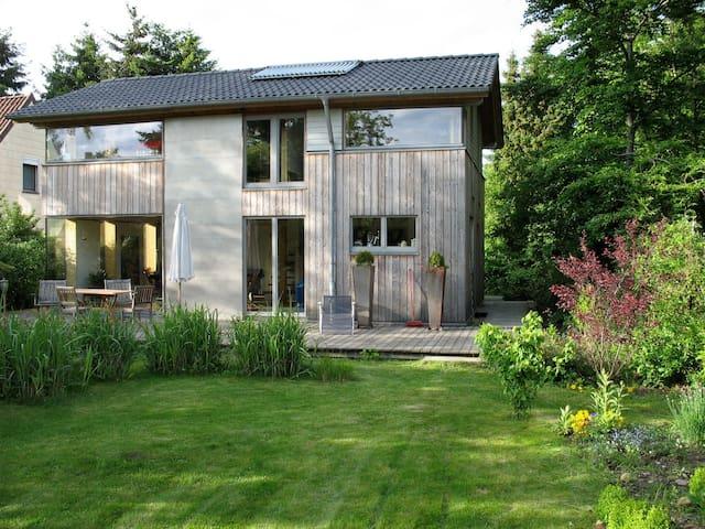 Haus am Park - Lüneburger Heide - Bispingen - Casa