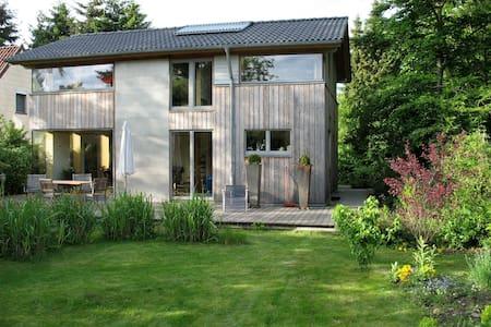 Haus am Park - Lüneburger Heide - Bispingen - Haus