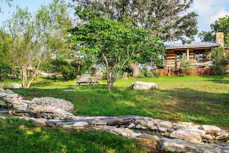 Swiss Log Cabin Geneva at Barons CreekSide Resort
