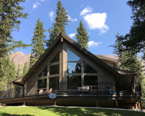 Creekside at Yellowstone, Year-Round Luxury Home - Cooke City-Silver Gate - Hus