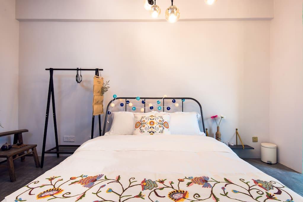 以酒店的标准给你家的温暖,以居家的标准给你住的安心