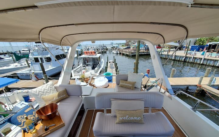 Ocean Angel Motor Yacht