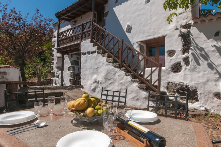 Holiday cottage, Valleseco (GC0041) - Valleseco