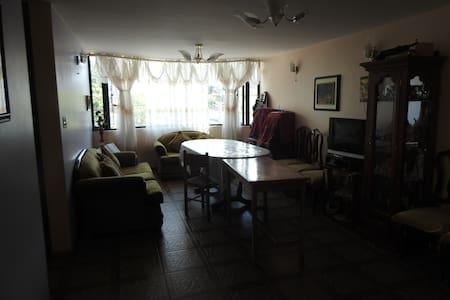 Habitación compartida para viajeros - Sangolquí