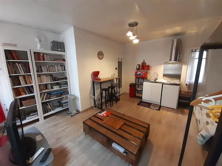 Appartement coquet idéalement situé