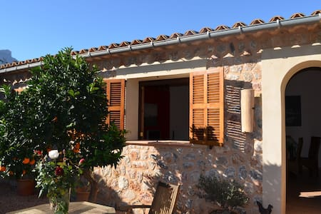 casa entre huertos de naranjos - Sóller - Casa