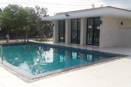 Bangkok house with  pool rent - Μπανγκόκ