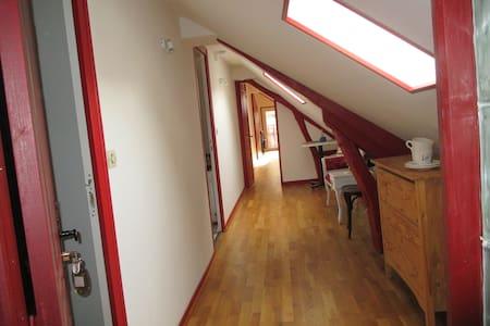 chambre n2 avec sdd et coin cuisine commun - Saint-Aquilin-de-Pacy