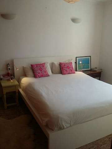 ☆Lovely Doubble Bedroom in the ♡ of St. Gertrudis☆ - Santa Gertrudis de Fruitera - Appartement
