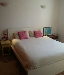 ☆Lovely Doubble Bedroom in the ♡ of St. Gertrudis☆ - Santa Gertrudis de Fruitera - Byt