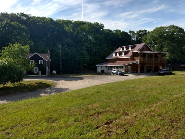 AnuLyfe Retreat- A refuge by Catskills/Woodstock