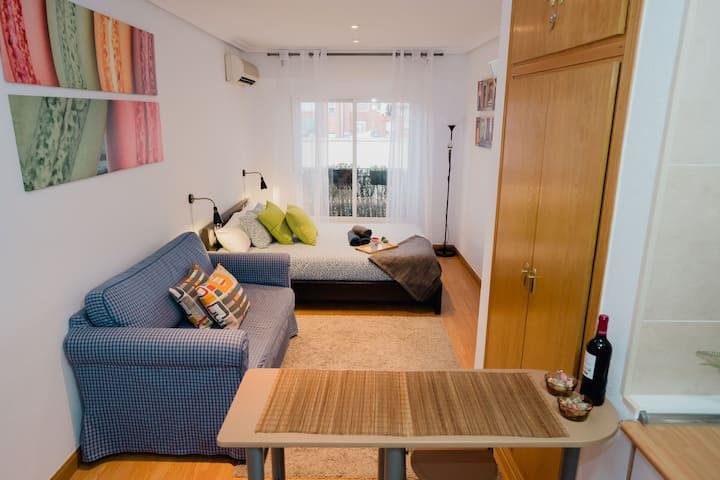 Apartamento Moderno, Madrid Centro