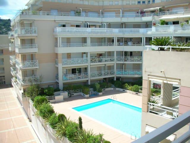2 pièces Port Azur - Vallauris - Apartament