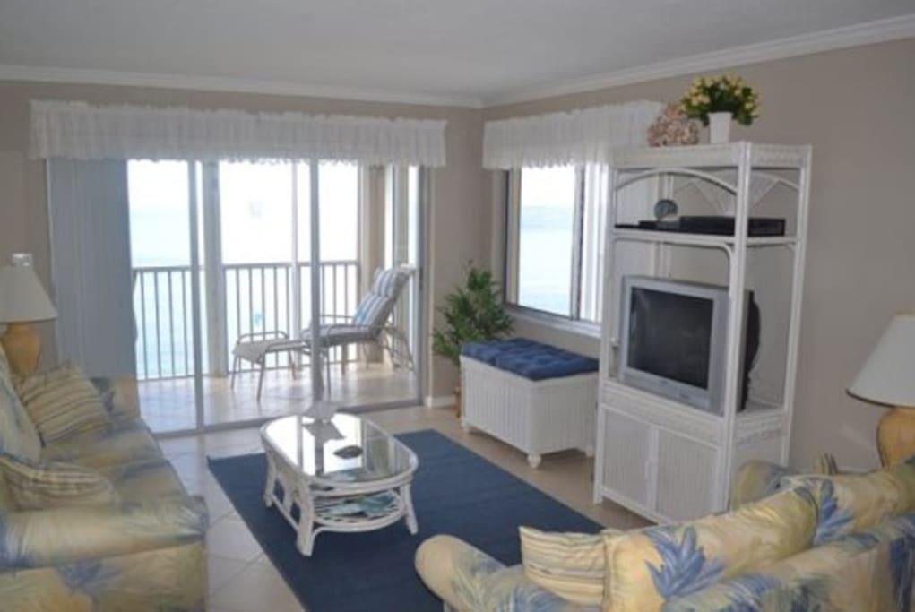 Casa Bonita II 602 Living Area