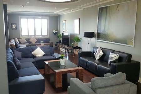 4BR darling harbour penthouse with free parking - 悉尼 - 公寓