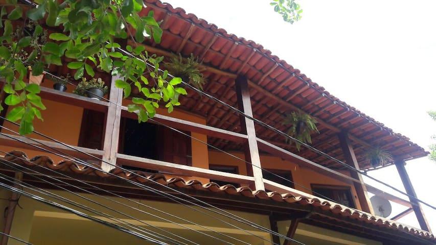 Casa Laranja - Morro de São Paulo - Dom