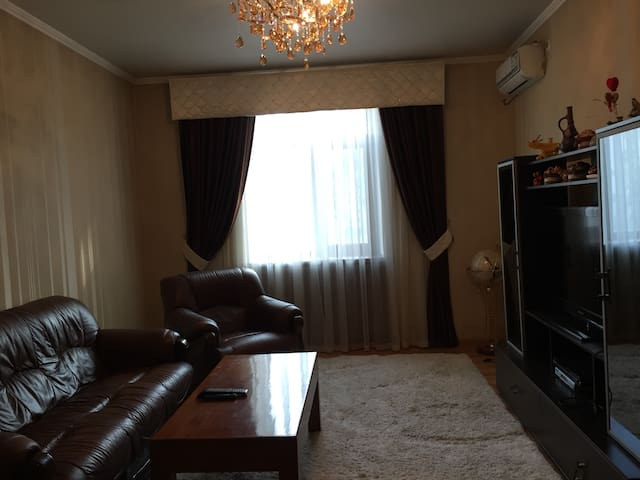 Bishkek Kyrgyzstan-A must see!-2BR-Newly renovated