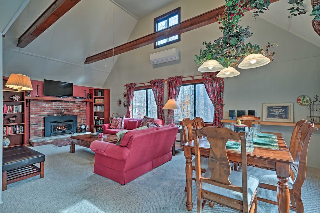 Gather your friends and family as this home comfortably accommodates up to 7!