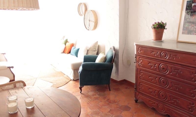 Casa en el centro histórico de Benissa