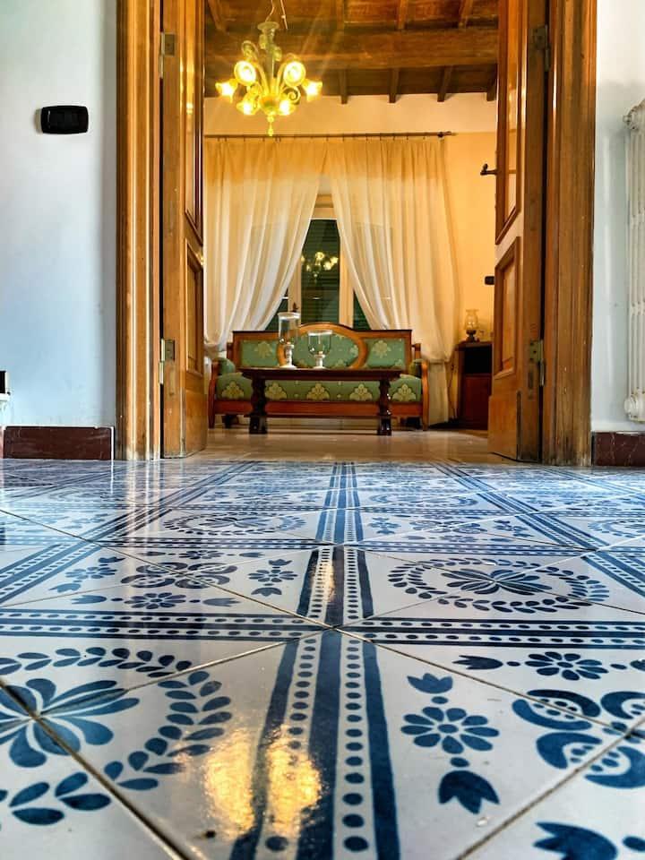 Dimora Marella, historic villa with swimming pool