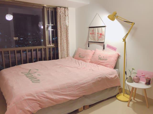 月租优惠【遇·Room 2】南山区1室|智园| 南科大|深大总医院|深大西丽校区| 大学城
