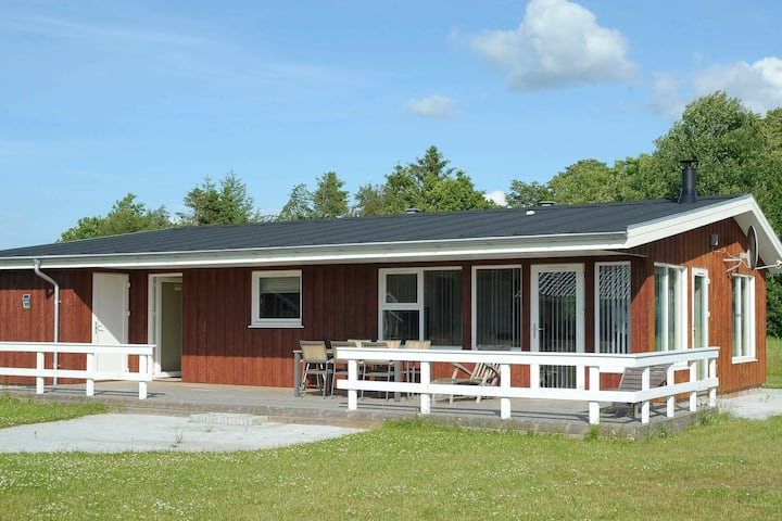 Luxurious Holiday Home in Hovborg with Whirlpool