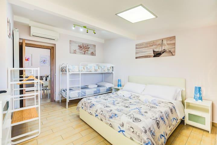 Anagnina apartment Exclusive - rooftop BIG terrace